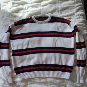 Brandy Melville Bernadette stripe sweater